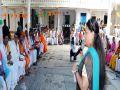 dungarpur news : Chief Minister Vasundhara Raje worship in Shrinathji temple of Dungarpur