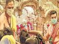 Fear of corona in temples, ban on devotees