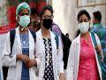 Coronavirus in India : बीते 24 घंटों में सामने आए 1 लाख 52 हजार से ज्यादा मामले, दर्ज हुई 839 नई मौतें