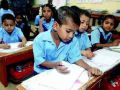 All Government schools in the state will have desk available by December said Education Minister