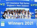 बर्मिघम टेस्ट : न्यूजीलैंड ने इंग्लैंड को हराकर 1-0 से जीती सीरीज