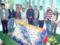 Lohri festival at the shrine of Sheikh Baba Khan Fura