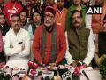 Saharanpur: Union Minister Giriraj singh  says, Deoband is Gangotri of terror