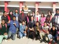 Runner-up in taekwondo, making state college Hamirpur