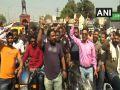 Valmiki society Punjab closed due to Hathras case