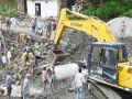 Rain havoc released, Mandi-Kataul-Parashar road closed with a flood in the drain