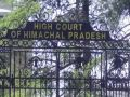 Notice for lack of parking near Chintpurni temple of Himachal