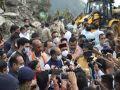 Himachal flashfloods: Nine still missing, CM meets affected families