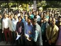 Homeguard jawans demanded from the government their right
