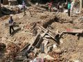 Death of a couple from house collapse in mirzapur