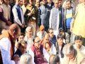 up bjp Tribute given to late karana MP Hukum Singh