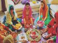 Muslim women observed Karva Chauth fast, Maulvis opposed