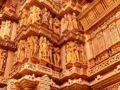 The city of erotic idols Khajuraho happened hot