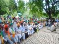 Kisan Sansad - Farmers plan to stage a sit-in till August 13 - Delhi NCR News in Hindi