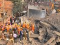 Ludhiana factory collapse: 8 killed, 20 trapped; rescue ops still on