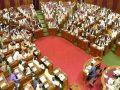 विपक्ष के हंगामें के बीच सरकार ने पास कराया बजट, सत्र अनिश्चितकाल के लिए स्थगित