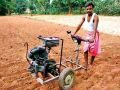 Plough the Farm with a Scooter Engine in Jharkhand