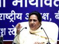 mayawati address a huge rally in hardoi