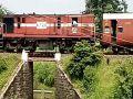 Meter Gauge Passenger Train In Madhya Pradesh