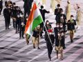 Manpreet and Mary Kom lead the Indian contingent at the opening ceremony of the Tokyo Olympics - Delhi NCR News in Hindi