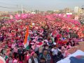 Pink marathon at panipat