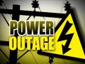 Troubles with local people from power cut