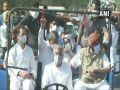 Rahul  in nostalgia among Punjabis in Patiala