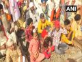 Farmers rail stop movement continues in Punjab, children on railway tracks appeal to PM, see photos