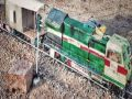 Eighth class student who made a solar train in Ajmer