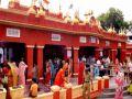 Raj rajeshwari tripur sundari temple Where sculptures speak among themselves at mid night