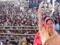 churu news : Why do not the Congress governments reduced petrol and diesel prices : Vasundhara Raje