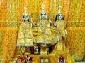 Muslim family wedding invites have Hindu Gods