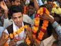 Deputy Chief Minister Sachin Pilot today in tonk