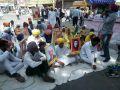 Sharda Bhagat Singh, Rajguru and Sukhdev to Shraddhanjali