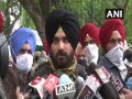 The party high command has been fully alerted about Punjab - Navjot Singh Sidhu - Punjab News in Hindi