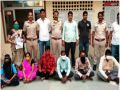 6 arrested including two women who kidnapped the girl and did a deal for one and a half lakh rupees
