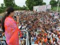 Heavy enthusiasm for the Rajasthan Gaurav Yatra in Vagad, place of welcome