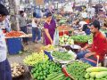 Vegetables price did not get down even after the onset of winter
