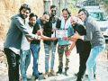 'गुंडा' के बाद 'कर्म पुत्र' बने अभिनेता विनोद यादव