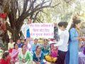 chamba news : NYK Chamba inspires people to vote in Prahladu village