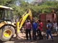 Squad encroachment at various places in the city removed