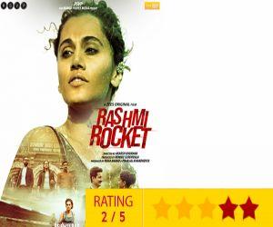 Movie Review : Rashmi Rocket - Hindi News