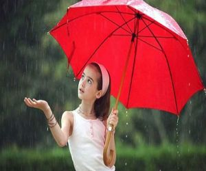 How to protect children eyes from infection in rainy season - Hindi News