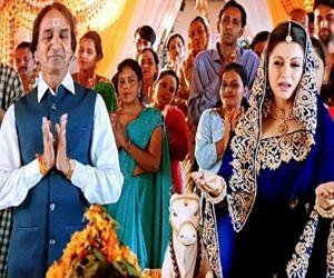 Actress Bhagyashree becomes religious and spiritual! - Hindi News