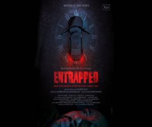 Adhyayan Suman Entrapped poster unveiled - Hindi News