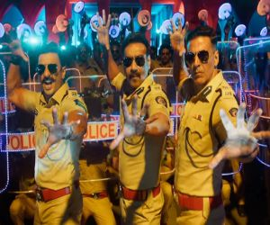Aila Re Aillaa song adds to hype around Sooryavanshi - Hindi News