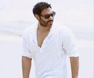 Ajay Devgn on his Indian Ocean adventure with Bear Grylls - Hindi News