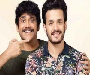 Father-son duo Akhil-Nagarjuna set to storm the screen - Hindi News