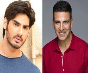 Akshay Kumar teams up with Suniel Shetty son Ahan for new project - Hindi News