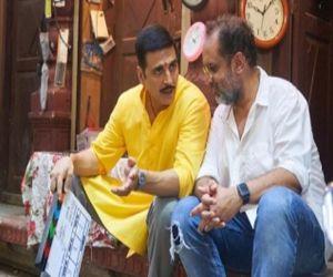 Akshay Kumar begins Raksha Bandhan shoot - Hindi News